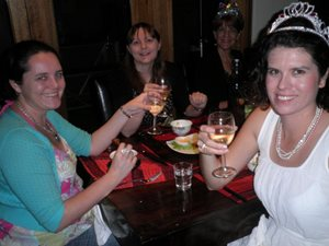 East Maitland Kiwanis Girls Celebrate Will and Kate's Big Day